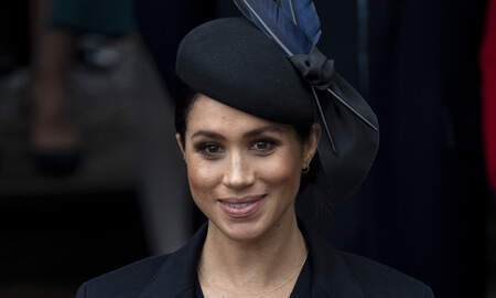 Entertainment News - Palace Bans Meghan Markle's Fave Designer From Using Photos Of Duchess