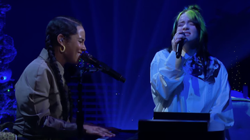 Trending - Billie Eilish & Alicia Keys' 'Ocean Eyes' Duet Is What Dreams Are Made Of
