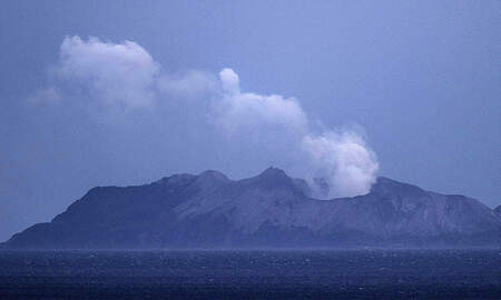 National News - American Honeymooners Severely Burned In New Zealand Volcanic Eruption