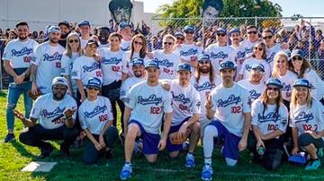 Ryan Seacrest - We Played Softball With the Jonas Brothers for the KIIS Pep Rally!