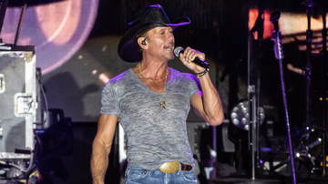 iHeartCountry - Tim McGraw Recalls Youngest Daughter Audrey's Frightening Premature Birth