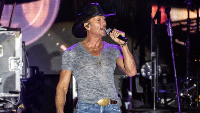 Tim McGraw Recalls Fear When Youngest Daughter Audrey Was Born Prematurely