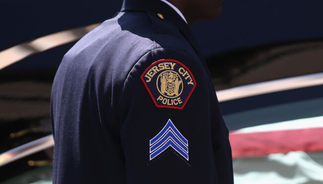 Funeral Held For 23-Year-Old Jersey City Police Officer Killed On Duty