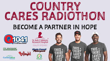 Q104.1's St. Jude Country Cares - Q104.1's St. Jude Country Cares Radiothon 2019