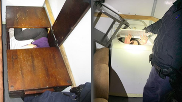 image for Eleven Chinese Nationals Discovered Inside Furniture While Crossing Border