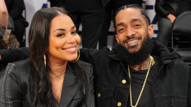 Lauren London Tributes Nipsey Hussle On 2-Year Anniversary Of His Death