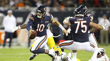 The Crossover with Ted Davis & Dan Needles - Keeping Mitchell Trubisky From Running Will Be Key To A Packers Win