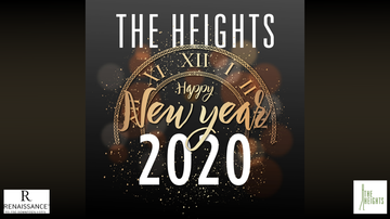None - The Heights New Year's Eve Party