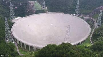 Coast to Coast AM with George Noory - Video: China's Massive Alien-Hunting Telescope to be Fully Operational Soon