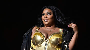 image for Lizzo is Getting Dragged for Her Laker's Game Outfit and She Responded!