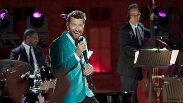 Jessica - Brett Eldredge Spread The Christmas Cheer On The Today Show This Morning