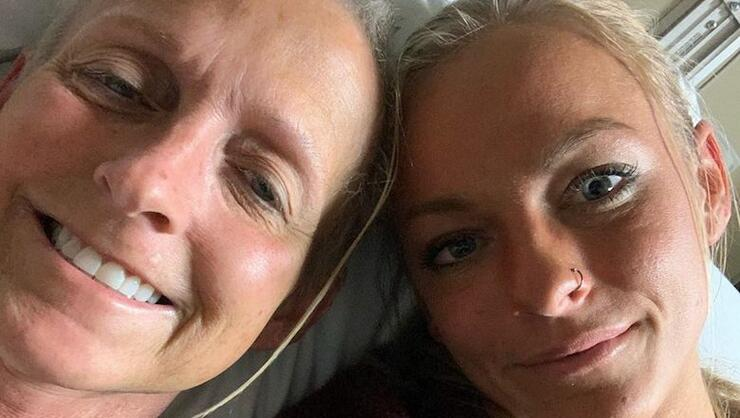 'Teen Mom OG' Star Mackenzie McKee's Mother Angie Dies After Cancer Battle | iHeartRadio