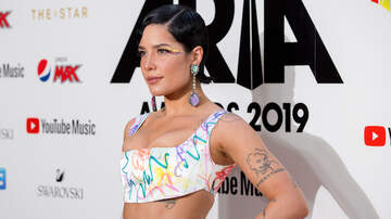Entertainment News - Halsey Unveils DKNY Collaboration To Raise Awareness About Homeless Youth