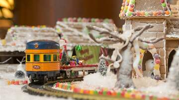 Christmas in Your Hometown - Auburn Gingerbread Village Unveiling