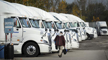 National News - Truckers Left Stranded Around The Country After Their Company Goes Bankrupt