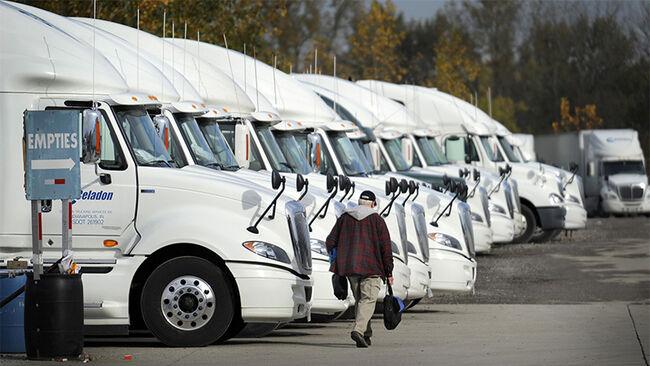 Inside Celadon Trucking Co.