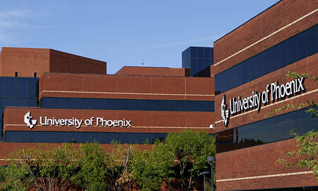National News - University of Phoenix Agrees To Cancel $141 Million In Student Loan Debt