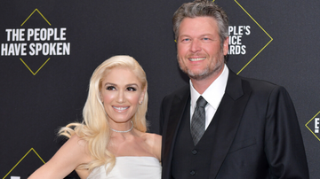 iHeartCountry - Blake Shelton Wants To Marry Gwen Stefani But It 'Isn't Currently Possible'