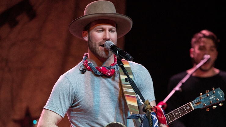 Drake White Learning To Walk, Play Guitar Again After Brain Hemorrhage | iHeartRadio