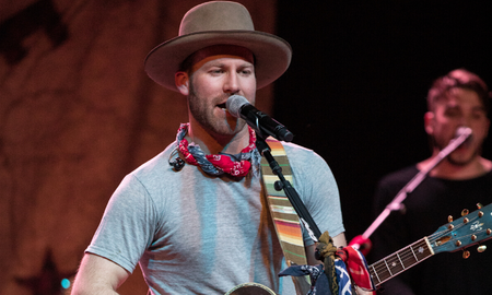 Music News - Drake White Learning To Walk, Play Guitar Again After Brain Hemorrhage