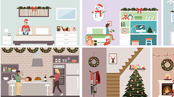 Trending - Only The Best Present Finders Can Spot All The Hidden Gifts In This Puzzle