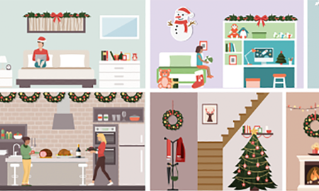 Entertainment News - Only The Best Present Finders Can Spot All The Hidden Gifts In This Puzzle