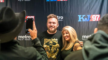 The Randy, Jamie and Jojo Show  - KJ97 Star Party: Logan Mize Highlights