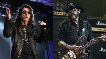 Rock News - Alice Cooper Explains Lemmy Kilmister's Unique Definition Of Sobriety