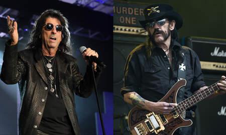 Rock News - Alice Cooper Explains Lemmy Kilmister's Unique Definition Of Sobriety
