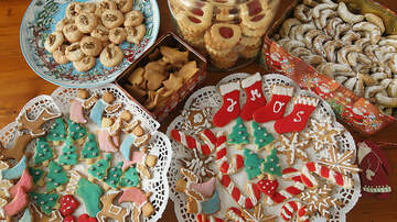 Maxwell - Here Are the Holiday Cookies on America's Wish List This Year