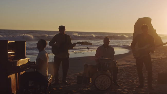 Coldplay Travel The World For 'Everyday Life' Video: Watch