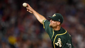 Sports News - Dodgers Agree To A One Year Deal With Blake Treinen