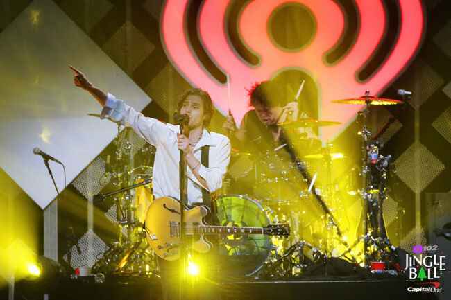 Q102's iHeartRadio Jingle Ball 2019 - Show