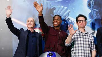 DK - J.J. Abrams and John Boyega Reignite 'Star Wars' Fan Debates On Twitter