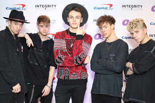 PHOTOS: Why Don't We Meet & Greet @ Q102 Jingle Ball