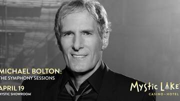 None - Michael Bolton at Mystic Lake