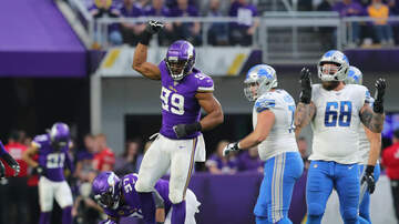 Vikings Blog - Sack Hunter: Vikings defensive end sets relentless example | #KFANVikes