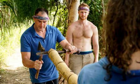 National News - 'Survivor' Contestant Dan Spilo Ejected For 'Off-Camera' Incident