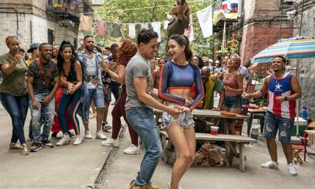 Entertainment News - First Trailer For Lin-Manuel Miranda's 'In The Heights' Finally Dropped