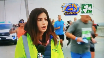 National News - TV Reporter Seeking Criminal Charges Against Man Who Slapped Her On Camera