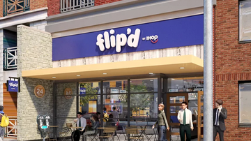 Entertainment News - IHOP Opening A New Fast-Casual Restaurant Called Flip'd