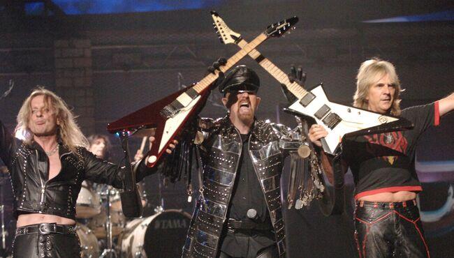 "K.K. Downing-Judas Priest Reunion ""On The Table,"" According To Rob Halford"