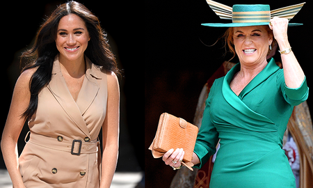Entertainment News - Sarah Ferguson Defends Meghan Markle Amid Royal Family Drama