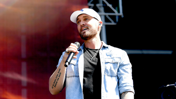 iHeartRadio Music News - Brett Young Shares Adorable New Photo Of His Baby Girl, Presley