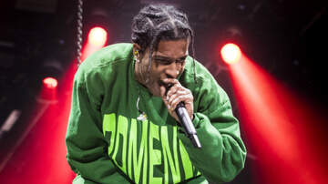 iHeartRadio Music News - A$AP Rocky Returns To Sweden, Performs In Giant Cage