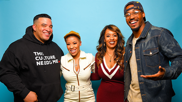 None - Keyshia Cole Describes Dating A Younger Man On The Next Hollywood Unlocked
