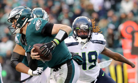 Seattle Seahawks - Shaquem Griffin making progress, eager to breakout as pass rusher