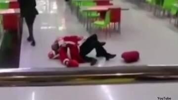 Coast to Coast AM with George Noory - Watch: Santas Brawl at Russian Mall