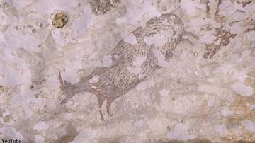 Coast to Coast AM with George Noory - Newfound Cave Art Constitutes Oldest Human Depiction of Supernatural Beings