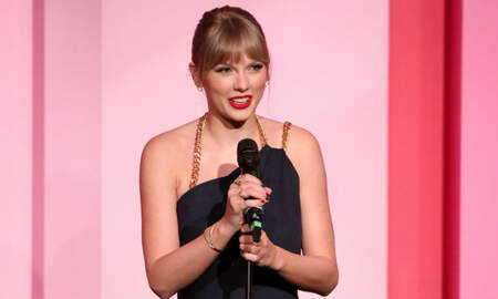 Music News - Taylor Swift Calls Out 'Toxic Male Privilege' In Powerful Billboard Speech